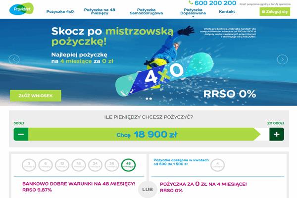 Provident Tychowo  zadzwoń 600 111 551